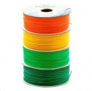 ABS / АБС пластик нить Ø1.75мм, 300 (750г), 400м (1кг) 3d принтер