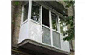 Балконні рами, вікна з профілю REHAU