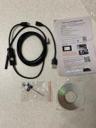 Цифровой USB эндоскоп - Гибкий USB эндоскоп с длинной 2 метра