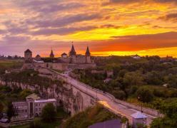 Interesting places. Tours in Ukraine