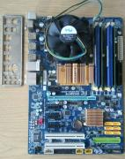 Kit E5450 Xeon, 8gb DDR2, Gigabyte GA-EP43-DS3L
