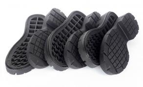 Manufacture Shoe rubber sole or organize production
