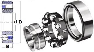 overrunning clutch for agricultural machinery