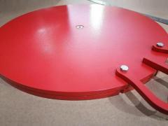 Площадка ППГ-01 поворотная, круг поворотный, для грузового автот