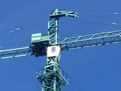 Продам італійський баштовий кран Simma S 15.56