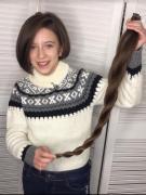 Продать волосы в Виннице дорого.Стрижка в подарок