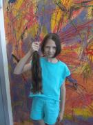 Selling hair in the Dnieper is expensive from 30 m