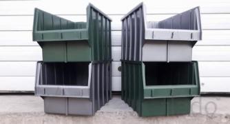 Стелажі для метизів Київ металеві складські стелажі