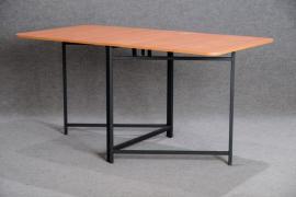 Стол-книжка c металлическим основанием 1500х800х750