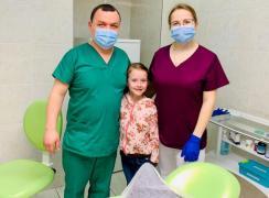 Стоматологические услуги от «Вайдер» на Ахматовой, Киев