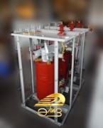 Трансформаторы трехфазные сухие силовые ТС, ТСЗ, ТСЛУ до 20кВ